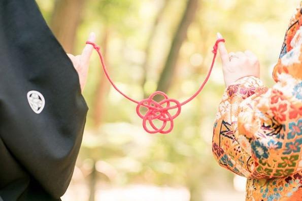 和装前撮りを120%楽しむ小物「赤い糸」を手作りしよう|想いを伝えるぬいぐるみ衣装♡シェリーマリエブログ